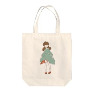 色違い(レア)(うるさ) Tote bags