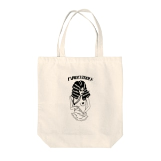 SEXY GIRL Tote bags