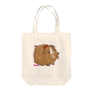 Pink HANNA Tote bags