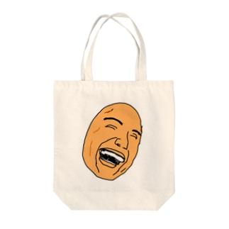 じゃがぽてくんグッズ Tote bags