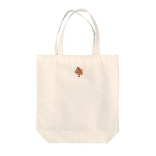 かさ Tote bags