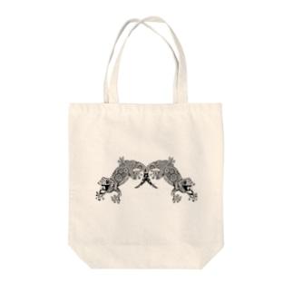トッケイトートバッグ Tote bags