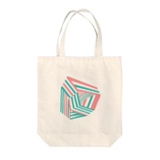 Dazzle Tote bags