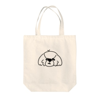 しぃずぅ Tote bags
