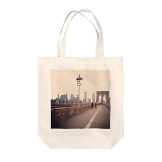 Brooklyn Tote bags