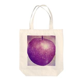 アンティークな毒林檎ひとつ Tote bags