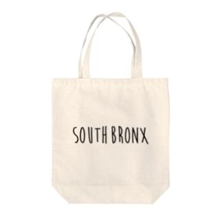 サウスブロンクス Tote bags