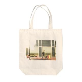 passing  Tote bags