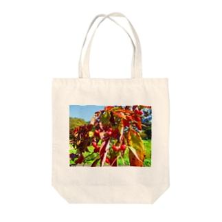 秋ですよ~! Tote bags