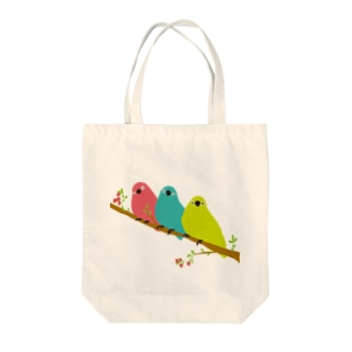 3COLOR Tote bags