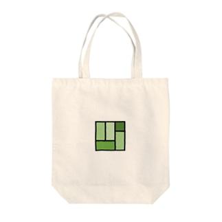 tatami Tote bags