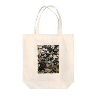 SHIBUYA Tote bags