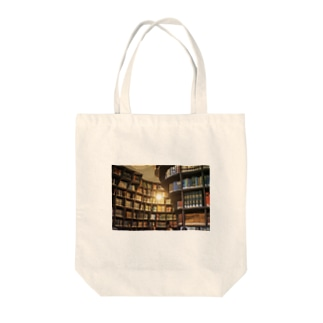 the books Tote bags