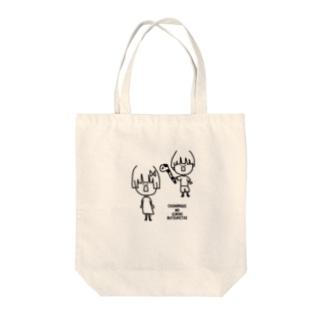 CHINANAGO WO KIMINI BUTSUKETAI Tote bags