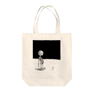 first  universe Tote bags