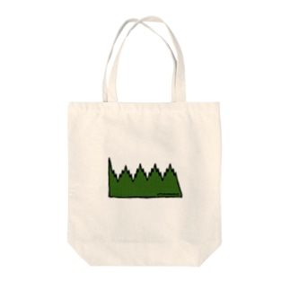 ばらんいちまい Tote bags