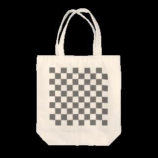 福人ずけの透明感のある トートバッグ