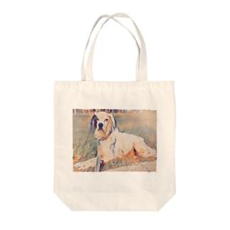 かぼちゃん Tote bags