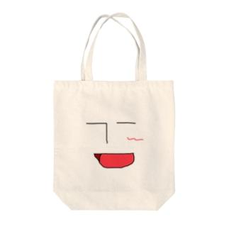 さわやかくん(大) Tote bags