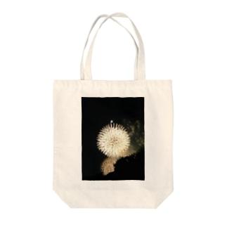 月夜の華美 Tote bags