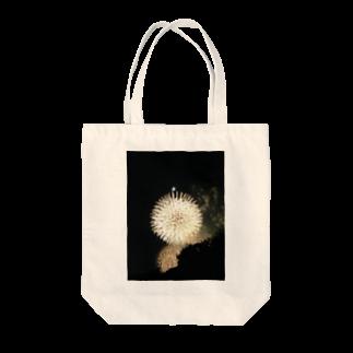 【表源者:ホリイサトシ】の月夜の華美 Tote bags
