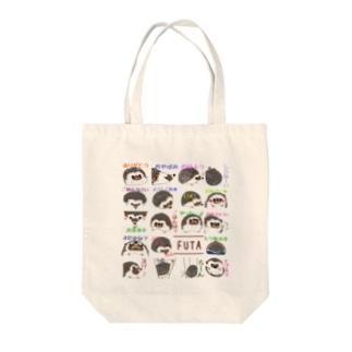 ハリネズミの風太5 Tote bags
