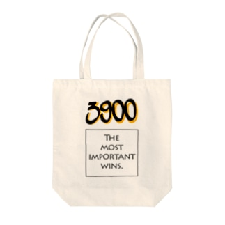 POINTS - 3900 Yellow Tote bags