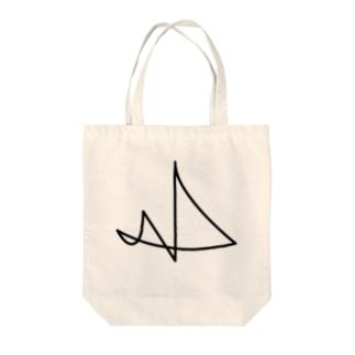 4/4拍子の指揮 Tote bags