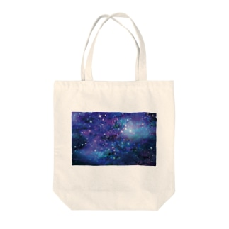 GALAXY Tote bags