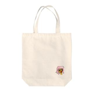 看板娘 Tote bags