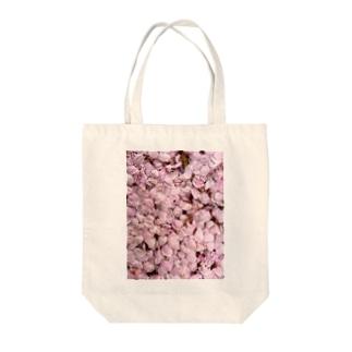 いつかの桜 Tote bags