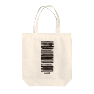 コカコーラ Tote bags