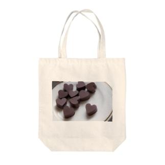 チョコレイト Tote bags