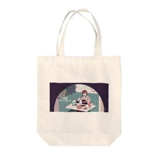 喫茶ひみつ Tote bags