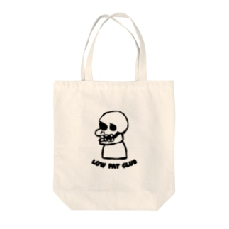 Low Fat Club Tote bags