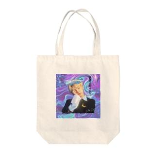 あさきゆめみし ゑひもせす  Tote bags