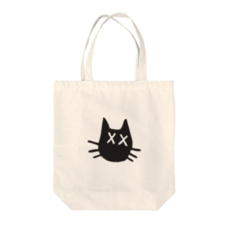 DONT-cat Tote bags