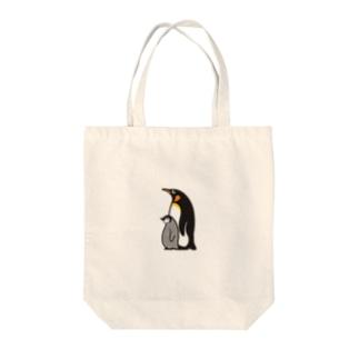 プレゼントにもおしゃれでかわいいペンギングッズ Tote bags
