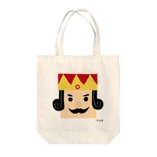王様 トートバッグ Tote bags