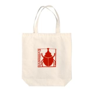 吸血ゾウムシ Tote bags