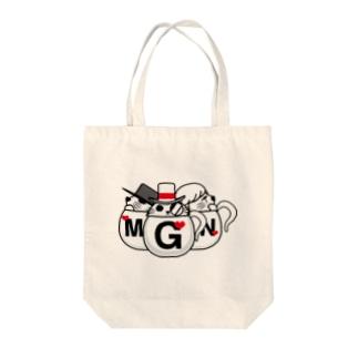 マグニャンシリーズ Tote bags