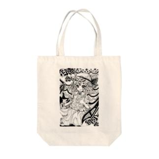 東方projectレミリアスカーレット③ Tote Bag