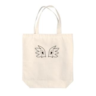 アイウィング Tote bags