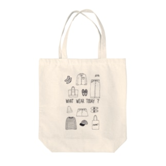 WHAT WEAR TODAY ? Tote bags