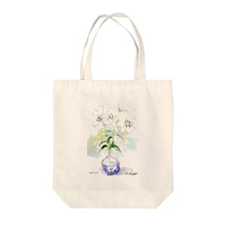 カサブランカ Tote bags