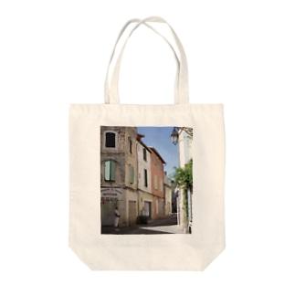 Alres-street Tote bags
