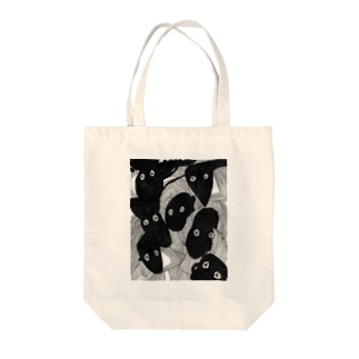 Seven Lucky Gods Tote bags