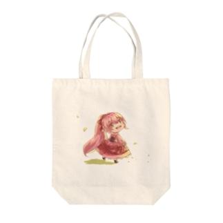 【Sexia:Lerea memory】ちびレレア Tote bags