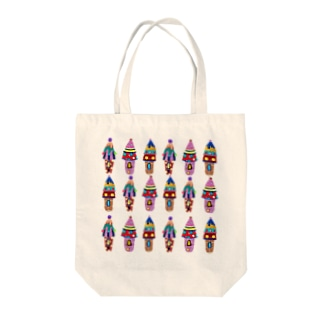 おうちトート(*^^*) Tote bags