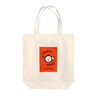 オリジナルロゴ Tote bags